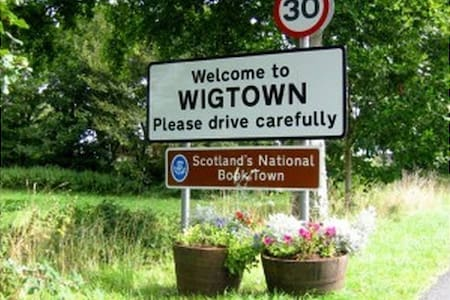 Wigtown Women's Rooms - Gertrude - Wikt i opierunek