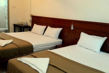 FunHouse, King Double 2, Lot 10 beach - Pangkor - Lejlighed