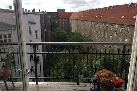 Apartment with 3 rooms in the heart of Nørrebro - København - Apartment