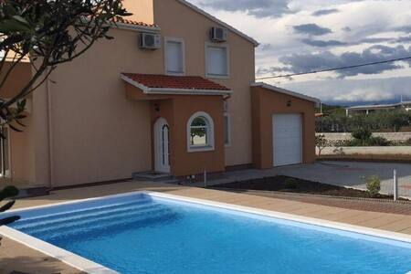 Villa Andrea with a private pool - House