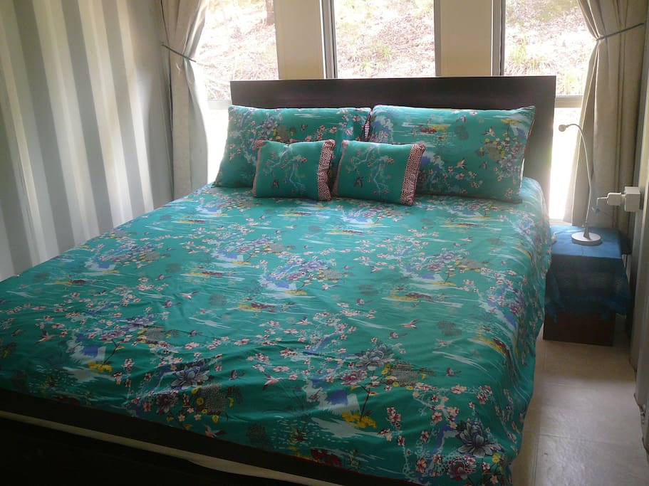 Quality Queen bed