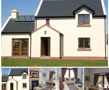 Detached 3 bed holiday home Sneem - Rumah