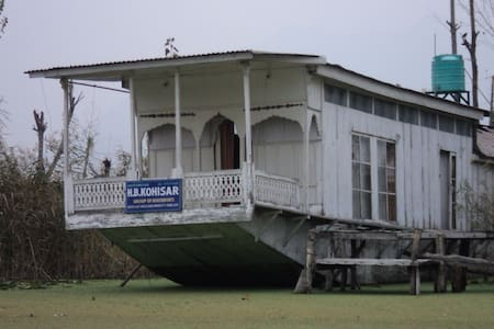 HOUSEBOAT KOHISAR WAS THE BEST HB.. - 船