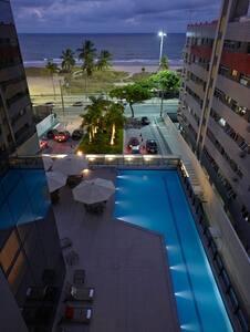 Apt Hotel - Transamérica Prestige - Recife - Apartment