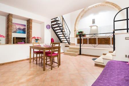 Espace ouvert élégant Loft Ortigia - Syrakus