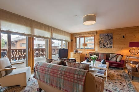 Kaprun reine Berg Stil - Appartement