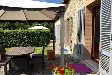 Chianti Views Near Siena & Florence, Private Pool - Haus