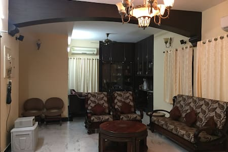 PURNA HOSPITALITY - Chennai - Wohnung