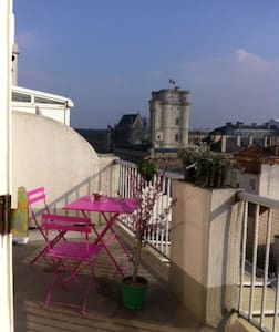 B&B with stunning view of the Château - Vincennes