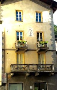 Appartamento casa d'epoca - Leilighet