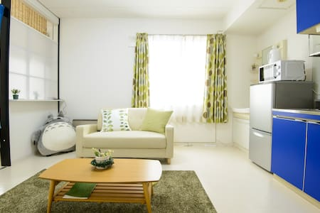 Central Sapporo! Close to Sapporo sta.+Free WIFI - Apartment