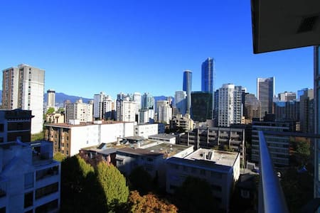Full Apartment Downtown Vancouver