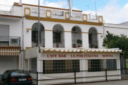 hostal portuguesa - Lora del Río - Hostel