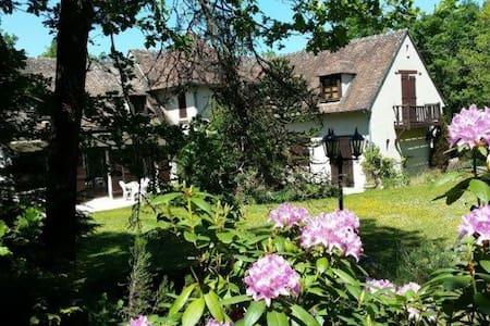 La Clairière, forêt Fontainebleau - Le Vaudoué - Apartment