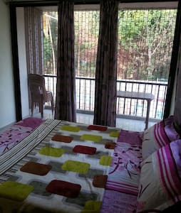 2BHK furnished Apartment @ Colva - Lakás