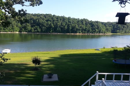 Lakehouse has view like No Other plus Easy Access! - Ház