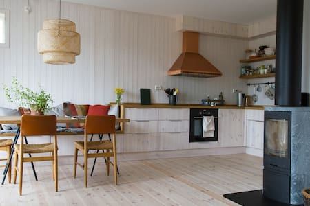 Apartment in an ecovillage - Appartement