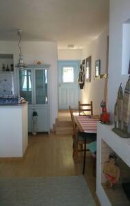 Αυτόνομη Κατοικία με μοναδική θέα στην Ιουλίδα - Ioulis