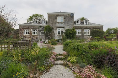 The Old School House in the heart of Cornwall - Cardinham