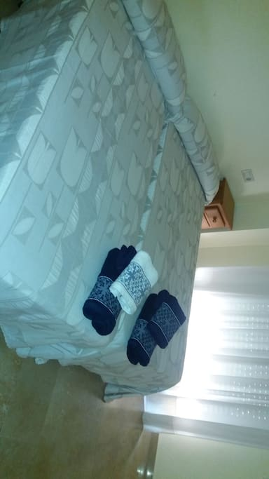 Uno de los 3 dormitorios