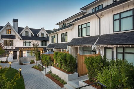 Lovely 2 bedroom townhome - Vancouver - Townhouse