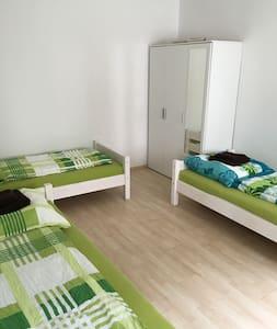 Ferienwohnung Niederwerrn mit 3 Betten - Apartamento