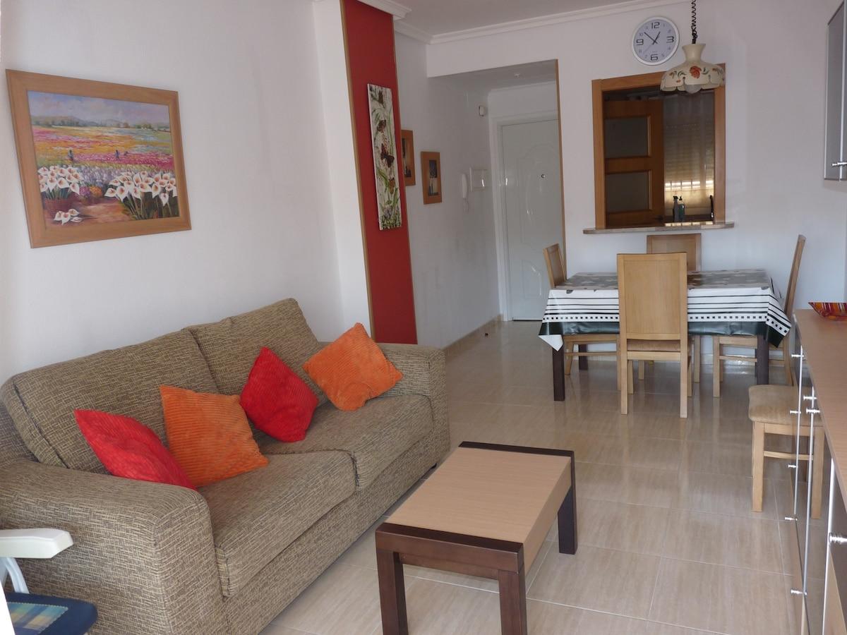 Купить квартиру в марина дор испания