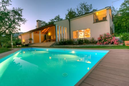 Charming villa in central Istria - Haus