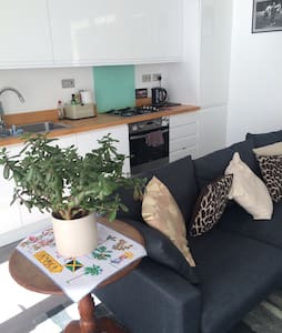 Charming, quiet studio apartment. - Brockley - Apartment