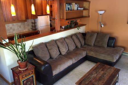 Mountain Creekside Hideaway - Apartamento