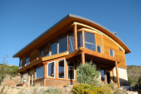Home w/panoramic views (South BR) - Snowmass - Ház