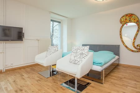 Grand Studio Manoir Midi Guestrooms - Martigny