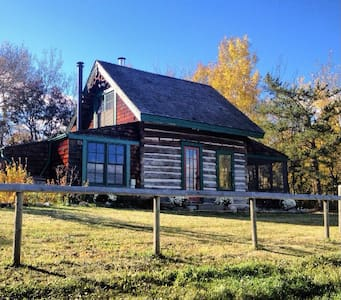 Maggie's Hill Heritage Loghouse - Sherwood Park