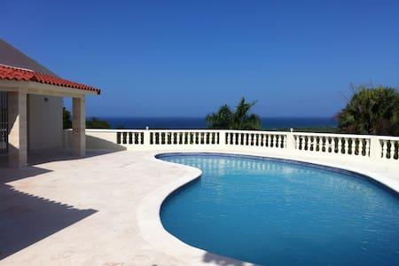 Villa for dreaming the dreams - Puerto Plata