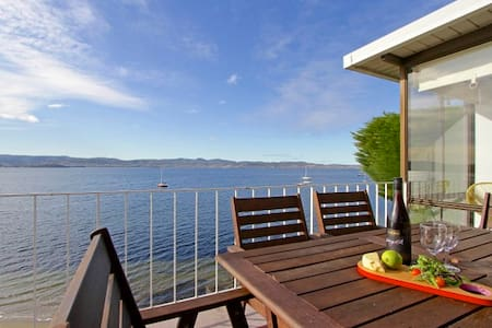 'Watermark' Waterfront Apartment - Sandy Bay - Apartment