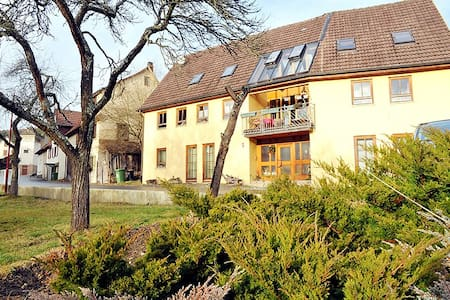 Visit the Northern Black Forest - Apartament
