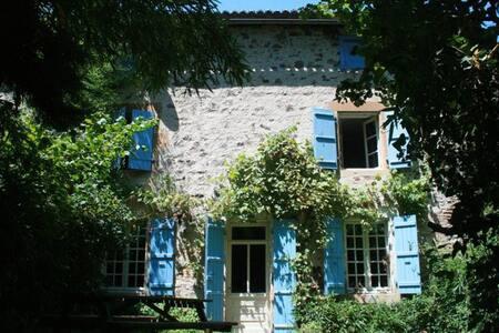 Gite Belle Vue inclusief tuinuis - Lägenhet