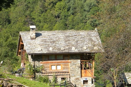 Charming walser house renovated  - Chalet