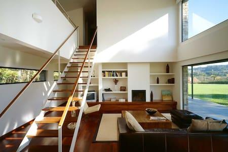 MODERN COUNTRY HOUSE NEAR CORUÑA - Abegondo - House
