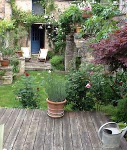 Le patio - Huis