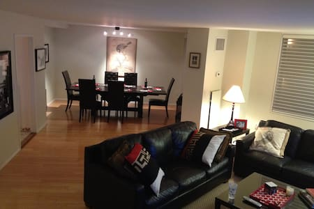 2,000 Sq Ft Super Bowl Duplex Condo - Appartement