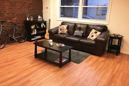 Newly Renovated Cozy Studio Apt