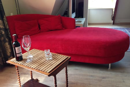 PRIVAT LOFT NEAR SCHIPHOL-AIRPORT - Loftlakás