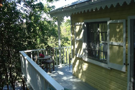 Treehouse at Galley bay Cottages - Cottage