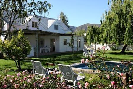 Bed Lemon Cottage - House