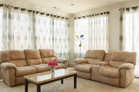 Cozy Private Room in Irvine - Irvine - House