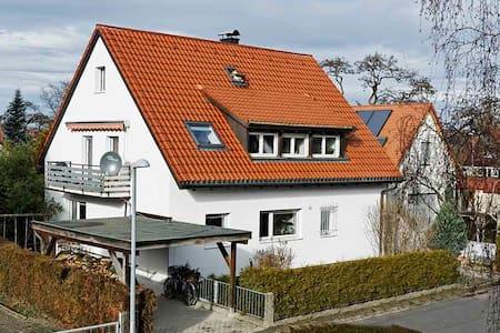 Seepark 2 Zimmer Ferienwohnung - Freiburg - Hus