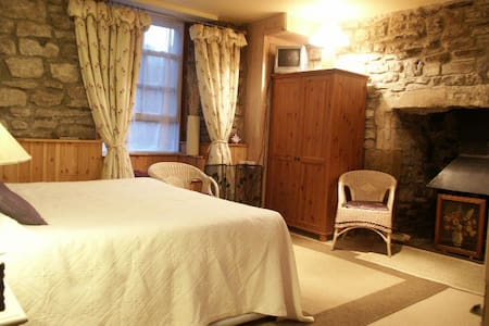 Templefarmhouse B&B Double-Wet Room Ground floor - Swinithwaite - Bed & Breakfast