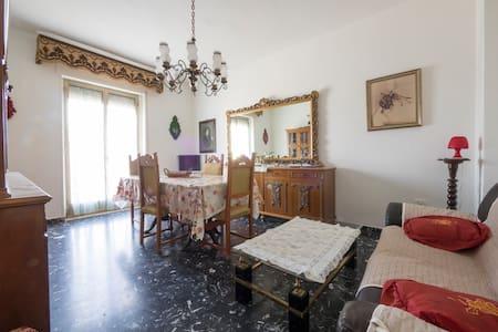 Casa centralissima vista mare - Zapponeta - Lägenhet