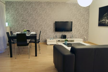 Top moderne Maisonette Wohnung - Friburgo